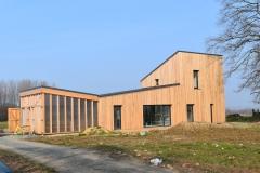 Maison bois, Ecretteville-sur-mer