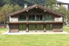 Maison Bois, Chamonix