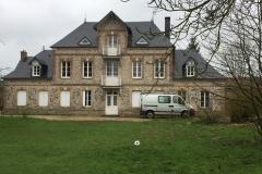 Manoir, Sassetot le Mauconduit, Normandie
