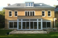 Villa Burwood Parc, Surrey, UK